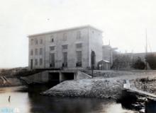 Anlæg af Vestbirk Vandkraftværk